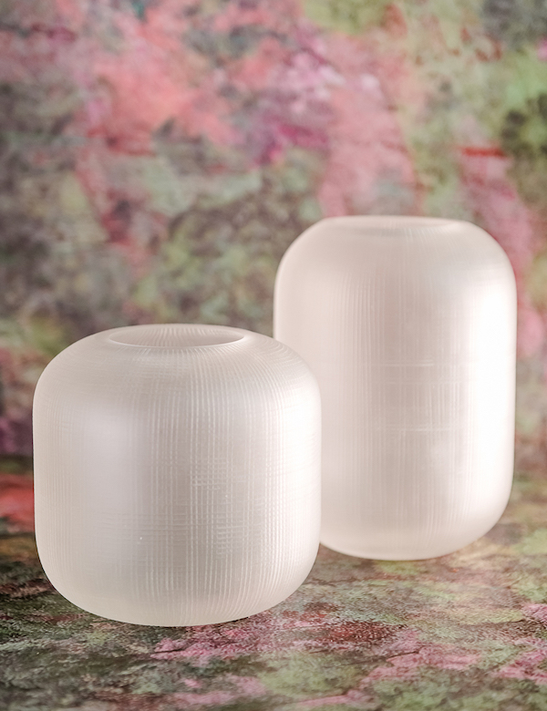Bliss-Glass-Vase-Clear-Frosted-2